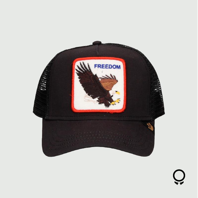 GORRA GOORIN BROS FREEDOM NEGRO