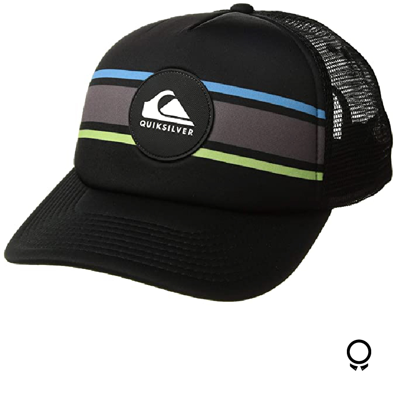GORRA QUIKSILVER SEASONS DEBATE BLACK