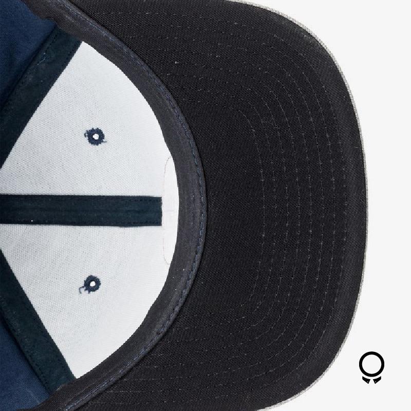 CAP QUIKSILVER AZUL MARINO