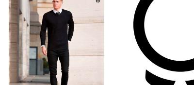 ¿cómo Combinar Un Suéter Y Camisa?