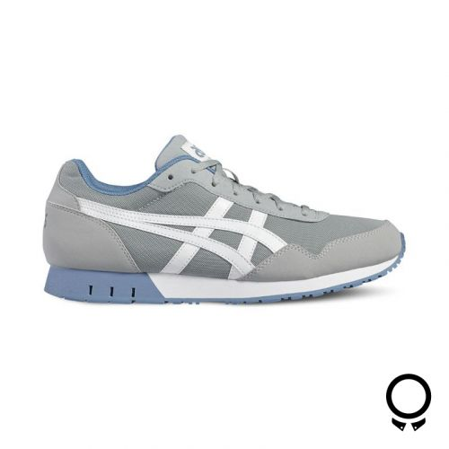 Zapato Acics Onitsuka Cur Mid Grey/white