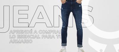 ¡jeans! ¿cuáles Elegir? Aprendé A Comprar Lo Esencial Para Tu Armario