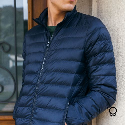 Campera Lbb Puff Style 2 Navy