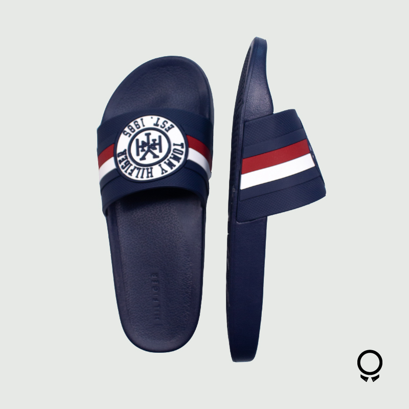ZAPATILLA TOMMY HILFIGER DARK BLUE LL