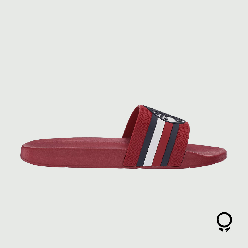 ZAPATILLA TOMMY HILFIGER POOLSIDE RED