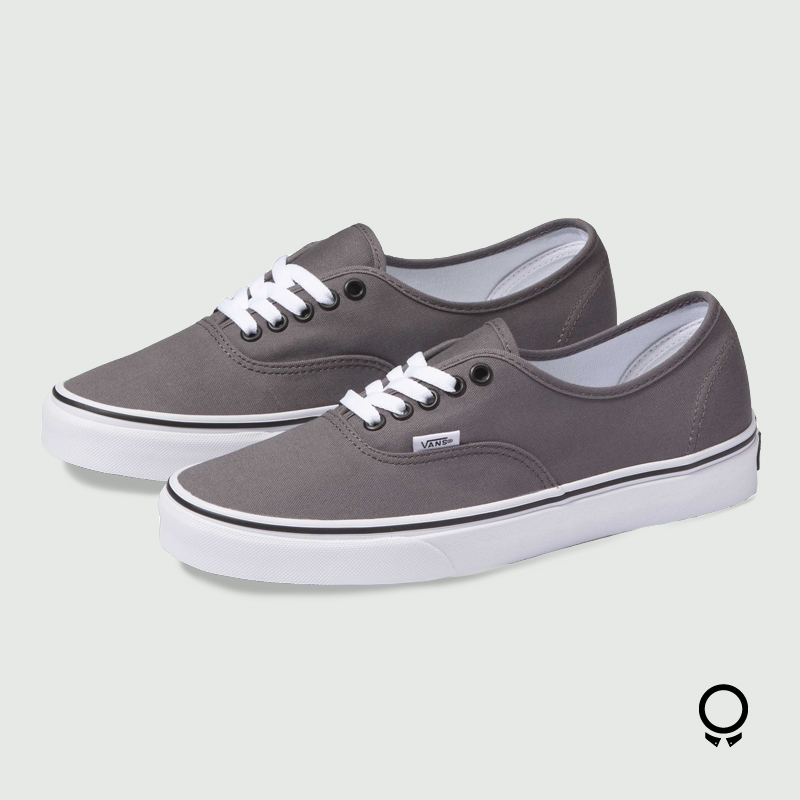 ZAPATO VANS AUTHENTIC PEWTER GRIS