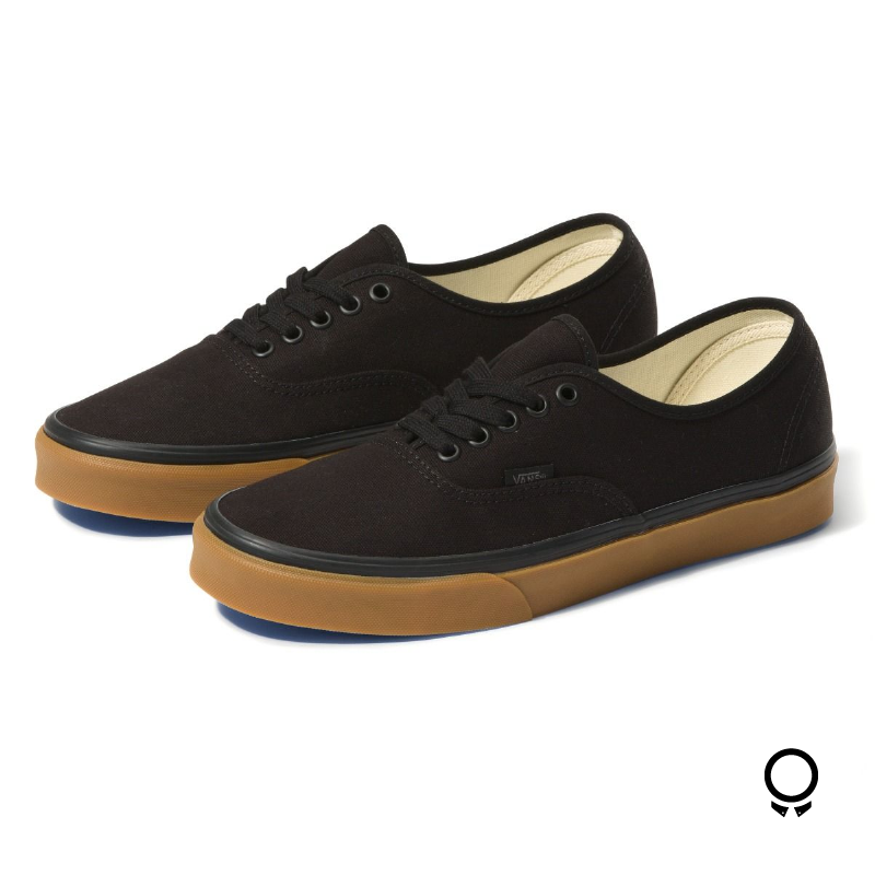 ZAPATO VANS AUTHENTIC BLACK GUM