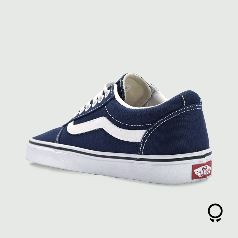 ZAPATO VANS WARD CANVAS BLUE